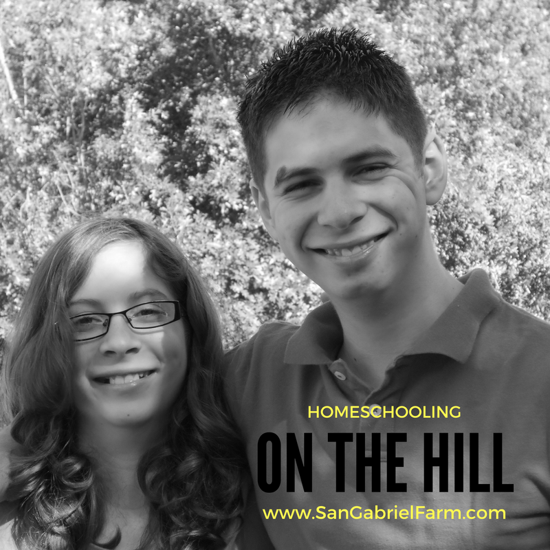 homeschooling on the hill