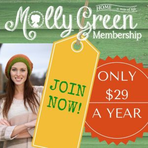 Become a Molly Green Member Today!