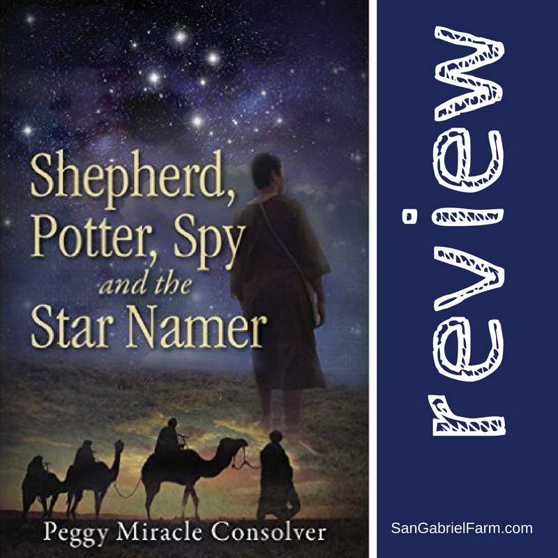 Shepherd, Potter, Spy–and the Star Namer