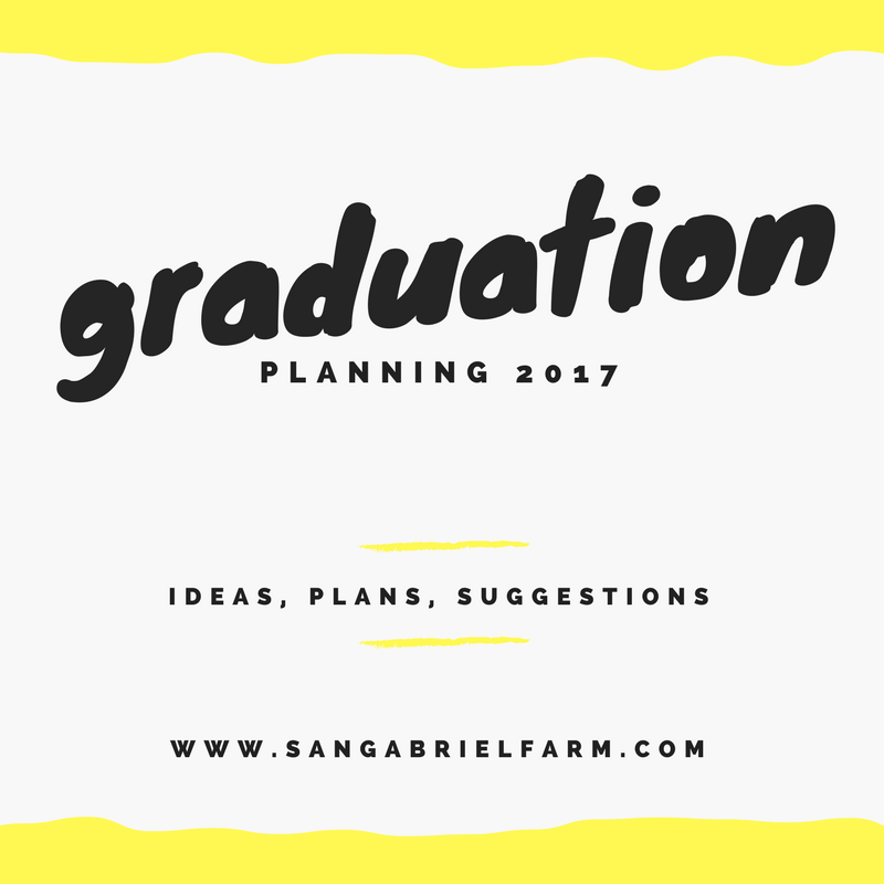 graduation party tips
