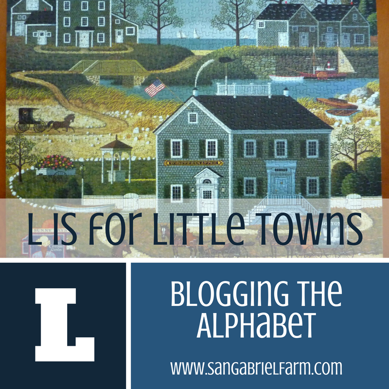 little towns