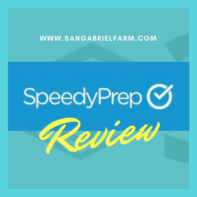 speedyprep review