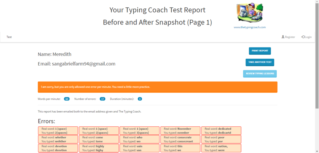 typing coach review