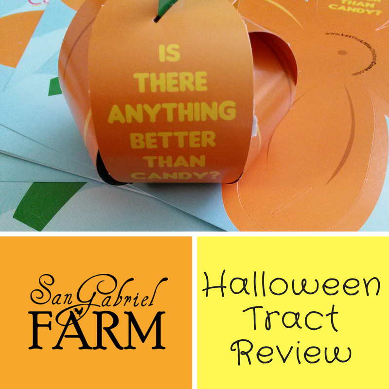 halloween tract review